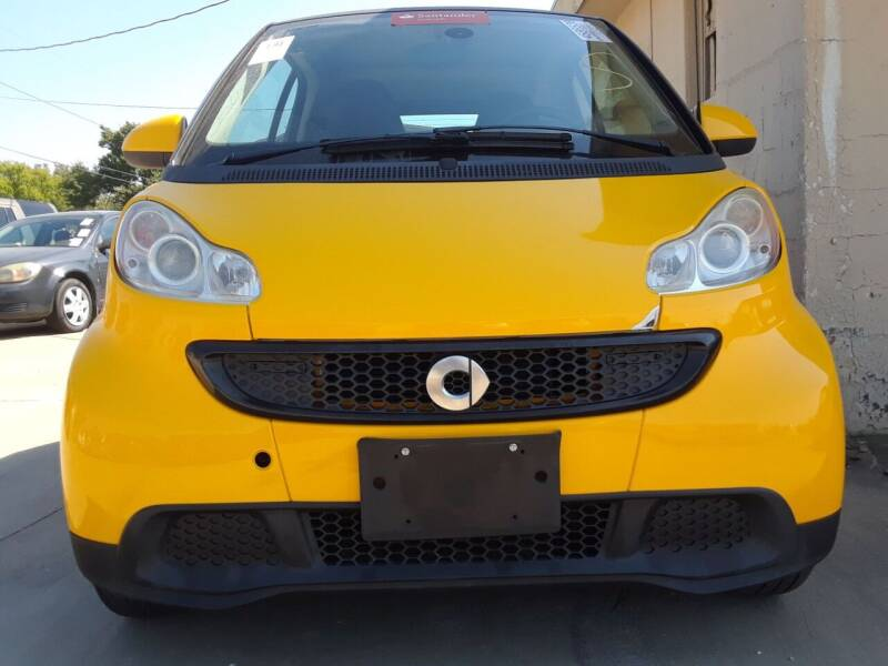 2013 Smart fortwo for sale at Auto Haus Imports in Grand Prairie TX