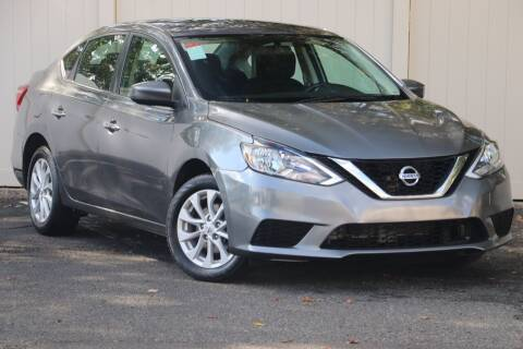 2018 Nissan Sentra for sale at Jersey Car Direct in Colonia NJ