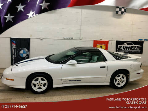 1994 Pontiac Firebird for sale at Fastlane Motorsports & Classic Cars in Addison IL