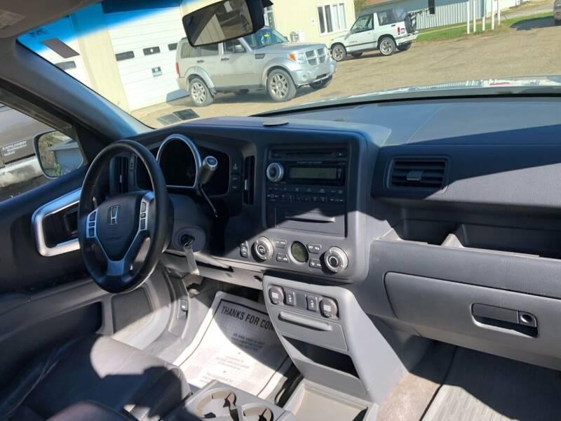 2006 Honda Ridgeline AWD RTL 4dr Crew Cab - North Lawrence OH