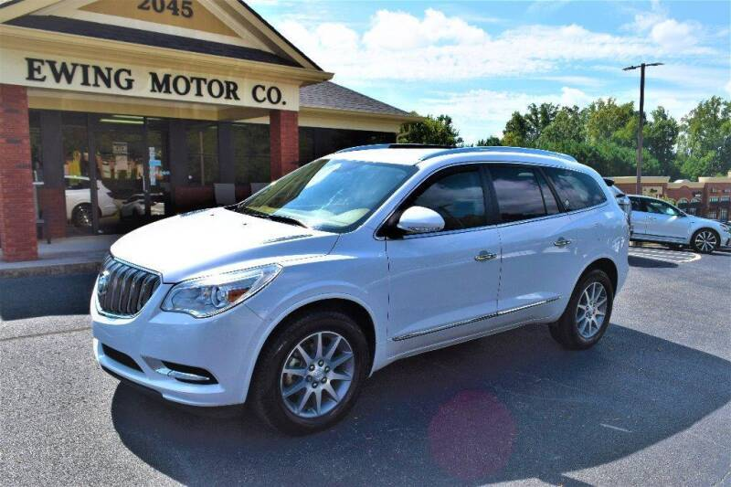 2016 Buick Enclave for sale at Ewing Motor Company in Buford GA