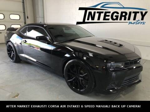 2014 Chevrolet Camaro for sale at Integrity Motors, Inc. in Fond Du Lac WI