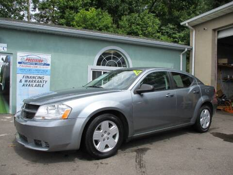 2008 Dodge Avenger for sale at Precision Automotive Group in Youngstown OH
