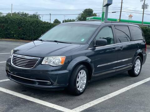 2014 Chrysler Town and Country for sale at RUSH AUTO SALES in Burlington NC