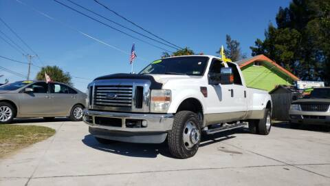 2008 Ford F-350 Super Duty for sale at GP Auto Connection Group in Haines City FL