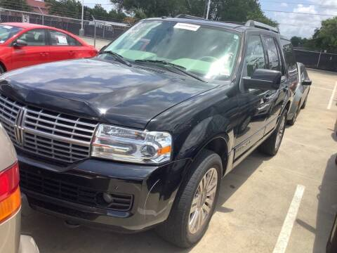 2012 Lincoln Navigator for sale at Don Auto World in Houston TX