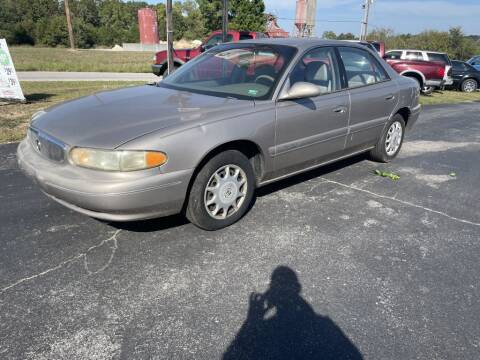 2000 Buick Century for sale at EAGLE ROCK AUTO SALES in Eagle Rock MO