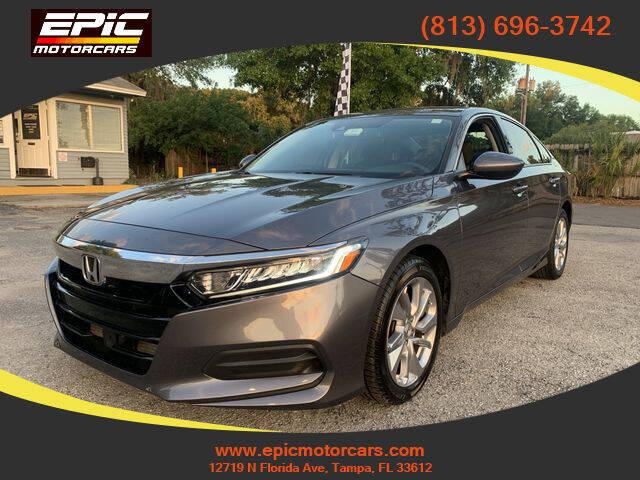 2018 Honda Accord for sale in Tampa, FL