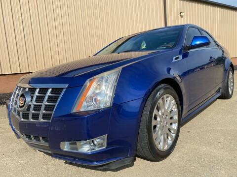 2012 Cadillac CTS for sale at Prime Auto Sales in Uniontown OH