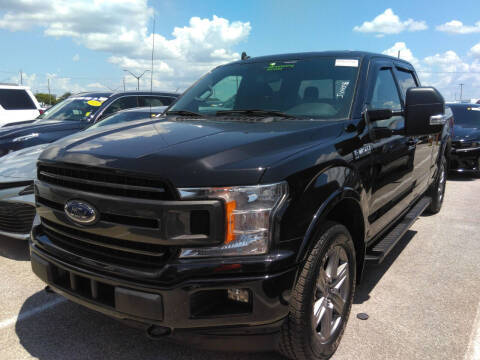 2019 Ford F-150 for sale at MG Auto Center LP in Lake Park FL