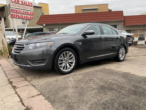 2019 Ford Taurus for sale at STS Automotive in Denver CO
