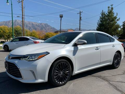 2017 Toyota Avalon for sale at Ultimate Auto Sales Of Orem in Orem UT