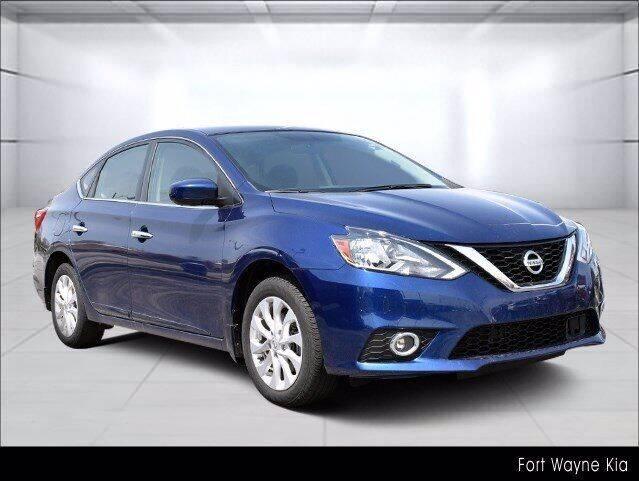 2019 Nissan Sentra for sale at BOB ROHRMAN FORT WAYNE TOYOTA in Fort Wayne IN