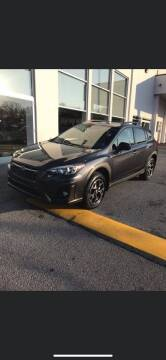 2018 Subaru Crosstrek for sale at Country Auto Sales Inc. in Bristol VA
