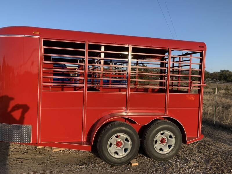 """2021 Calico  - STOCK 14' X6' 6.6"""" TAL for sale at LJD Sales in Lampasas TX"""