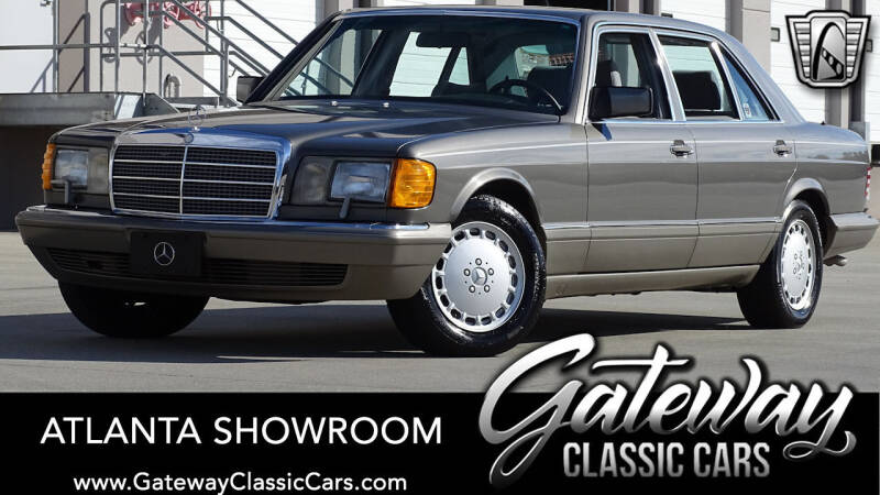 1988 Mercedes-Benz 420-Class for sale in Alpharetta, GA