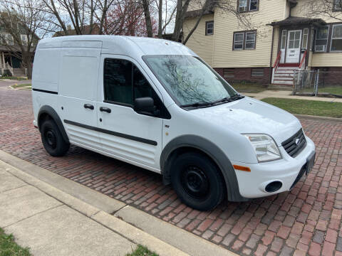 2010 Ford Transit Connect for sale at RIVER AUTO SALES CORP in Maywood IL