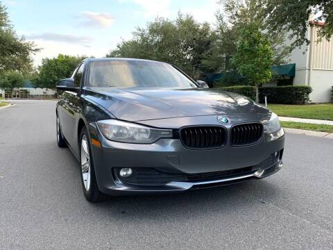 2013 BMW 3 Series for sale at Presidents Cars LLC in Orlando FL