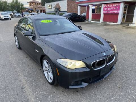 2013 BMW 5 Series for sale at Sell Your Car Today in Fayetteville NC