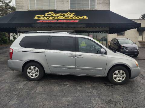2010 Kia Sedona for sale at Credit Connection Auto Sales Inc. YORK in York PA