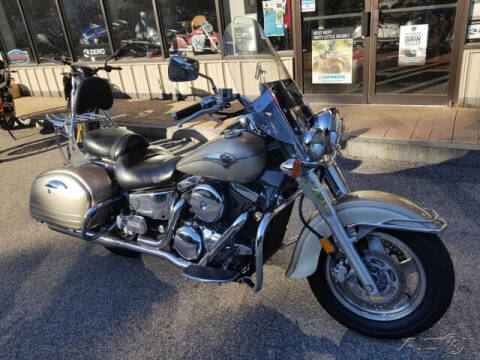 2002 Kawasaki NOMAD 1500 EFI for sale at ROUTE 3A MOTORS INC in North Chelmsford MA