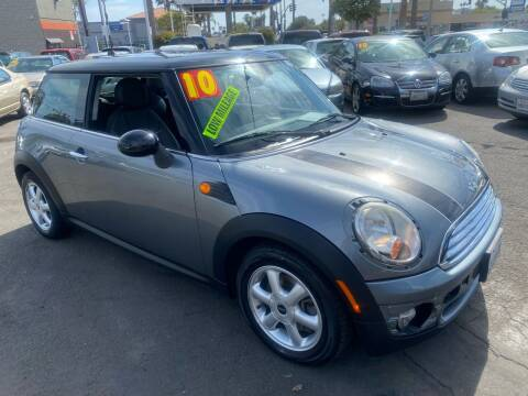 2010 MINI Cooper for sale at North County Auto in Oceanside CA