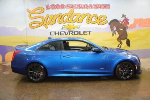 2018 Cadillac ATS-V for sale at Sundance Chevrolet in Grand Ledge MI
