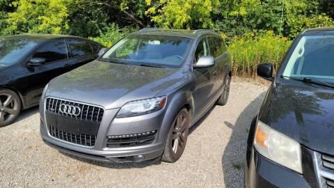 2014 Audi Q7 for sale at Clare Auto Sales, Inc. in Clare MI