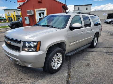 2007 Chevrolet Suburban for sale at Curtis Auto Sales LLC in Orem UT