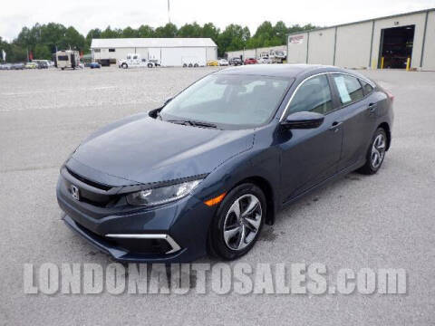 2019 Honda Civic for sale at London Auto Sales LLC in London KY
