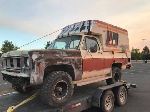1976 GMC Jimmy for sale at Classic Car Deals in Cadillac MI