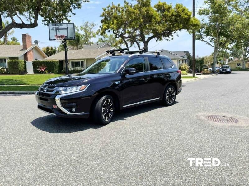2018 Mitsubishi Outlander PHEV for sale in Los Angeles, CA
