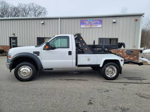 2010 Ford F-450 Super Duty for sale at GRS Auto Sales and GRS Recovery in Hampstead NH