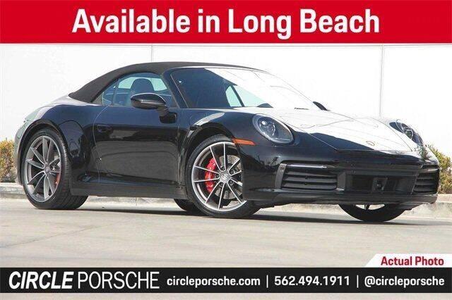 2020 Porsche 911 for sale in Long Beach, CA
