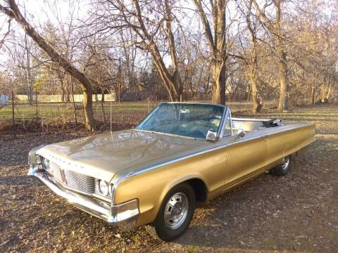 1965 Chrysler Newport for sale at Heartbeat Used Cars & Trucks in Clinton Twp MI