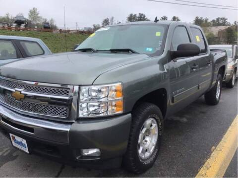 2011 Chevrolet Silverado 1500 for sale at Elite Pre-Owned Auto in Peabody MA