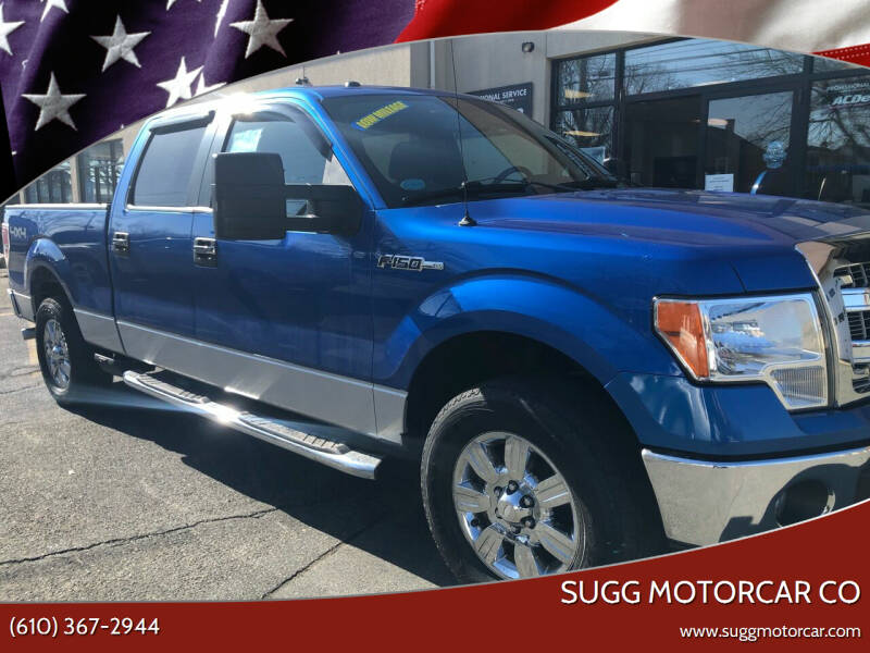 2013 Ford F-150 for sale at Sugg Motorcar Co in Boyertown PA