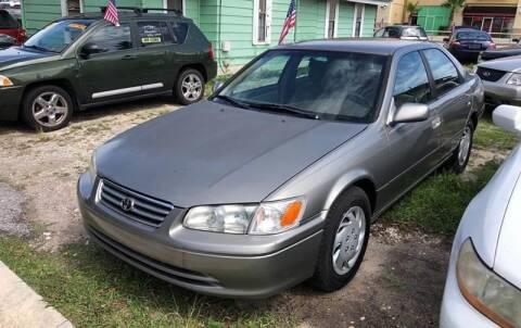 2000 Toyota Camry for sale at Castagna Auto Sales LLC in Saint Augustine FL