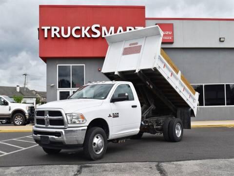 2018 RAM Ram Chassis 3500 for sale at Trucksmart Isuzu in Morrisville PA