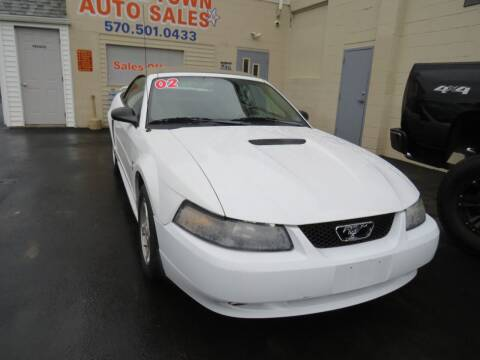 2002 Ford Mustang for sale at Small Town Auto Sales in Hazleton PA