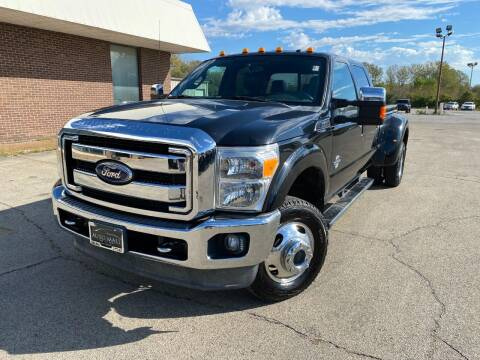 2012 Ford F-350 Super Duty for sale at Auto Mall of Springfield in Springfield IL
