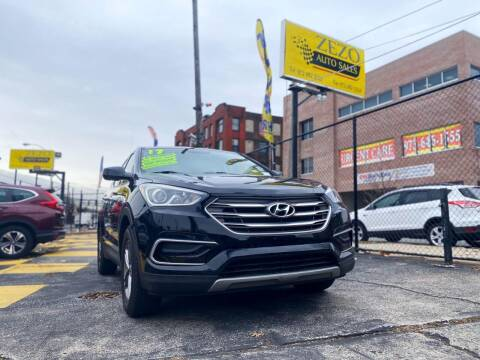 2017 Hyundai Santa Fe Sport for sale at Buy Here Pay Here Auto Sales in Newark NJ