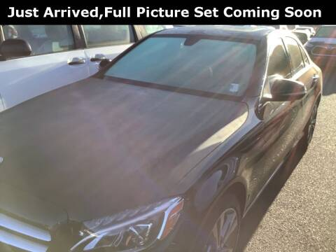 2018 Mercedes-Benz C-Class for sale at Royal Moore Custom Finance in Hillsboro OR