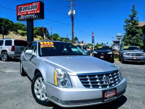 2010 Cadillac DTS for sale at Bargain Auto Sales LLC in Garden City ID