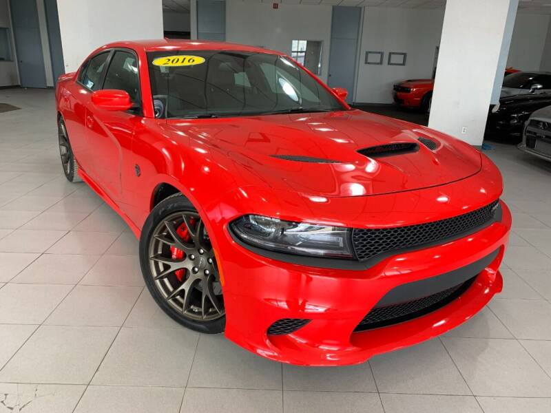 2016 Dodge Charger for sale at Auto Mall of Springfield in Springfield IL