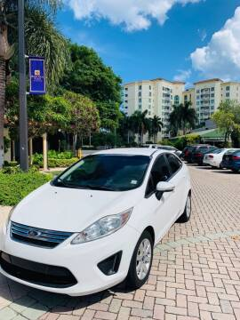 2013 Ford Fiesta for sale at AUTOSPORT MOTORS in Lake Park FL
