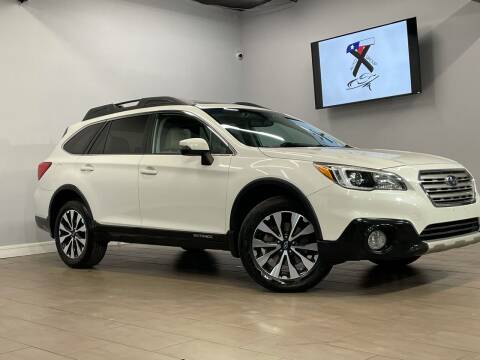 2016 Subaru Outback for sale at TX Auto Group in Houston TX