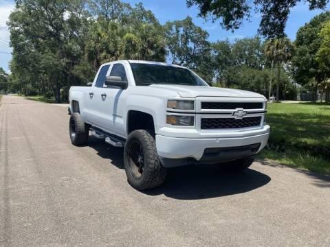 2014 Chevrolet Silverado 1500 for sale at Pioneers Auto Broker in Tampa FL