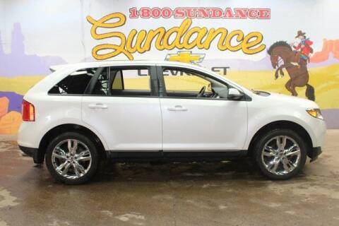 2013 Ford Edge for sale at Sundance Chevrolet in Grand Ledge MI