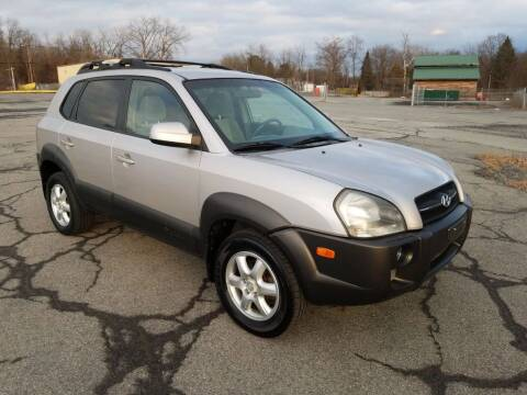 2005 Hyundai Tucson for sale at 518 Auto Sales in Queensbury NY